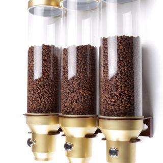 דיספנסר מנות מעוצב לקפה וקטניות